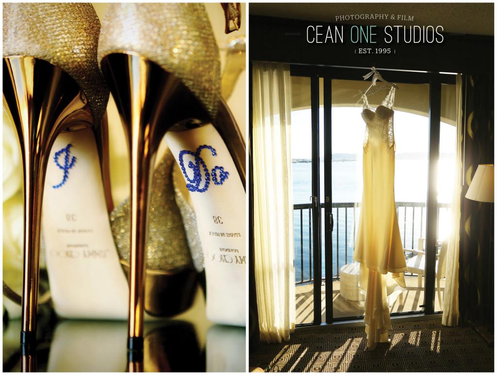 wedding dress | Cean One Photography | Destination Wedding Photography