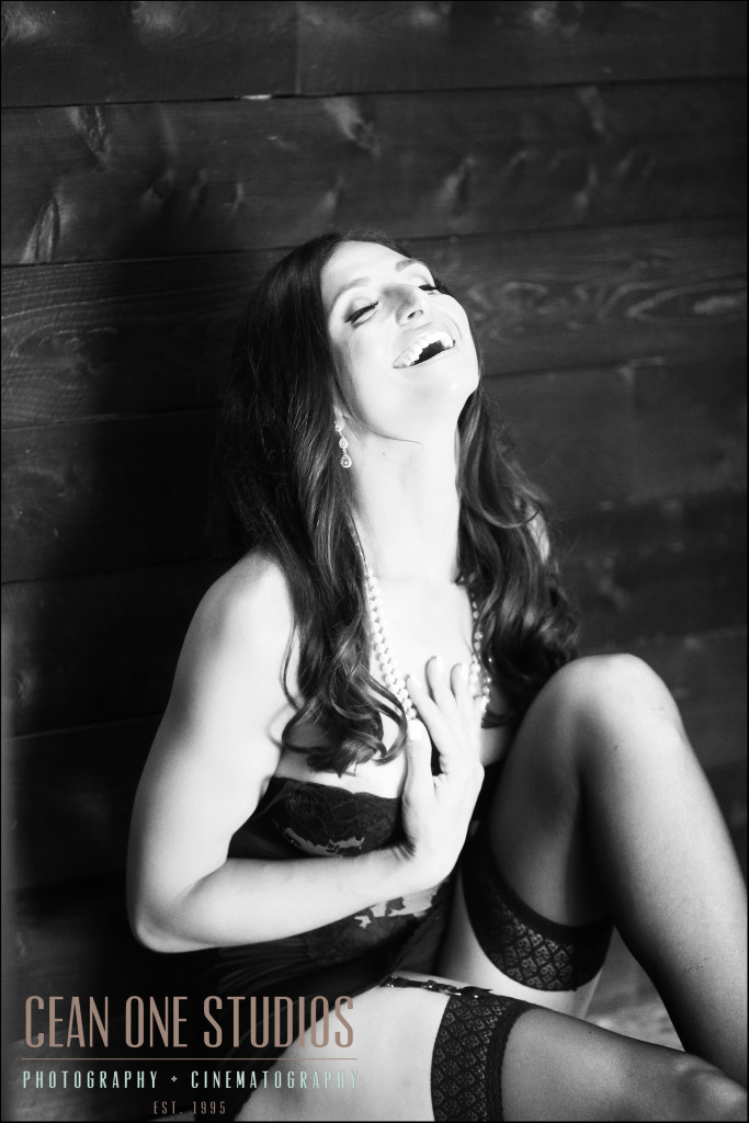Black and White Boudoir | San Diego Boudoir Photographer