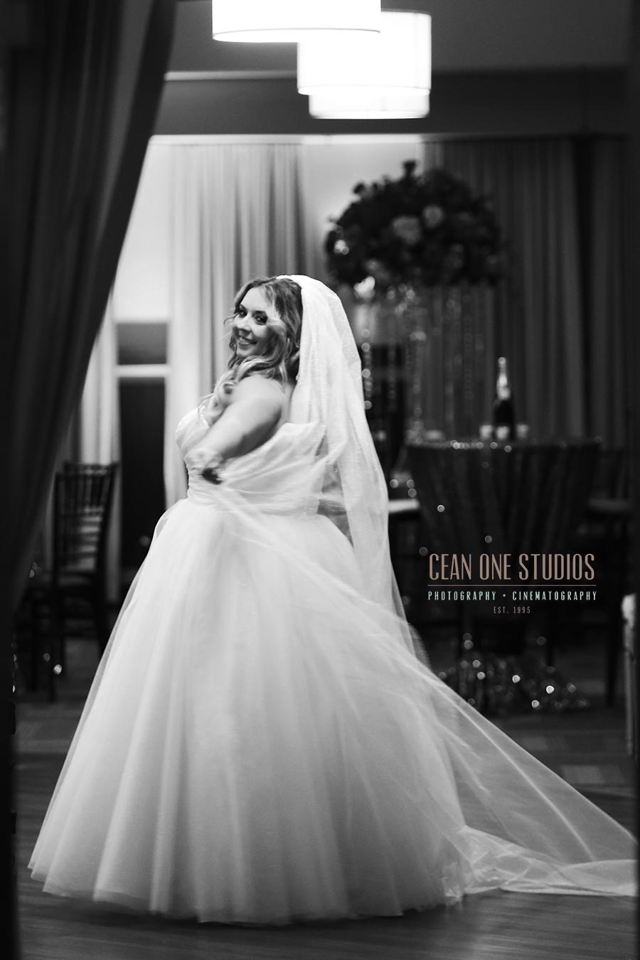 Bride in