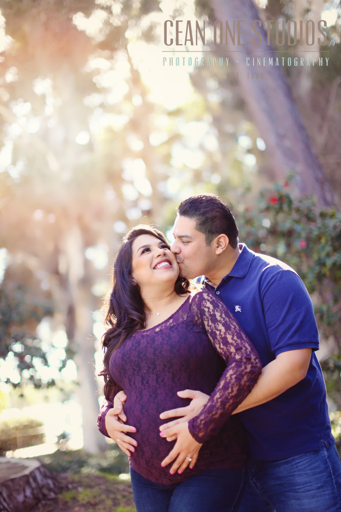 pregnant woman in purple | Mother